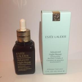 Estee lauder Night repair serum 50 ml Aldrig brugt   Køber betaler fragt