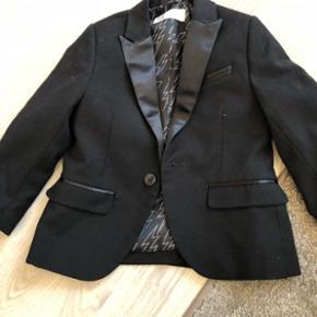 Habit jakke til lillemanden brugt 2 gange- str 1,5- 2 år