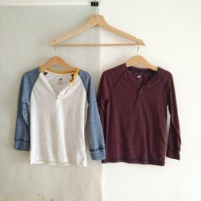 Boys size 4-6 basic t-shirts (5 for both)
