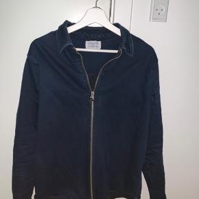 Fed denim jakke/trøje fra Libertine Libertine