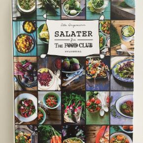 Salater fra The Food Club af Ditte Ingemann sælges.  Da jeg ikke får den brugt, skal denne fine salat-kogebog have et nyt køkken at gøre nytte i :)