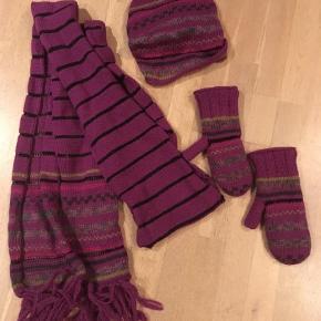 Hawaleschka handsker & vanter