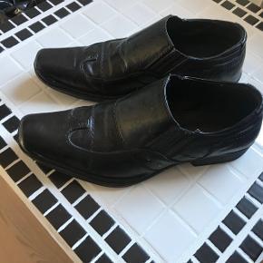 Flotte western sko mærket Memphis.De er meget velholdte