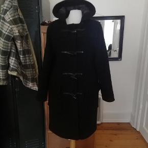 Gloverall frakke