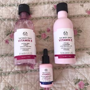 Super lækker e-vitamin serie fra The Body Shop 🌸💗