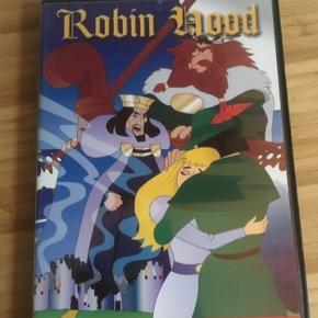 Robin hood dvd   -fast pris -køb 4 annoncer og den billigste er gratis - kan afhentes på Mimersgade 111 - sender gerne hvis du betaler Porto - mødes ikke andre steder - bytter ikke