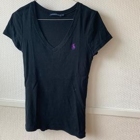 Ralph Lauren t-shirt Størrelse XS God stand  Instagram? Katharinalind_