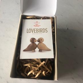 Sælger mine Kay Bojesen lovebirds - de har aldrig været oppe af kassen og er helt nye!