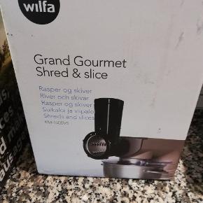 Passer til wilfa Køkkenmaskine