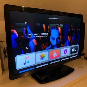 Fint led TV fra Phillips model 32pfl5606h Brugt på kontor.