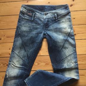 Diesel jeans W27/L32 modellen hedder Matic Er som nye.