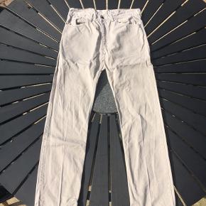 Vintage levis 518 produceret i Italien, formodentligt fra 90'erne Str 34x32 Smid et bud😊