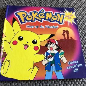 Sjov pop up bog med pokemonFin stand  Mp 20kr