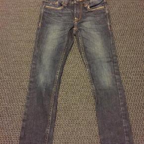 Varetype: Jeans Størrelse: 6år Farve: Blå