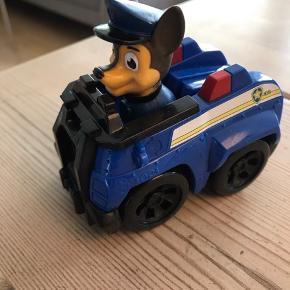 Pawpatrol chase i bil