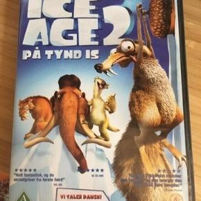 Ice age 2 dvd -fast pris -køb 4 annoncer og den billigste er gratis - kan afhentes på Mimersgade 111 - sender gerne hvis du betaler Porto - mødes ikke andre steder - bytter ikke