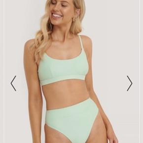 Sælger denne flotte bikinitop i farven grøn. Den er kun prøver på så den fremstår som ny. 💚💚