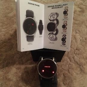 Sælger dette Oi Odins Rage ur..Model: OR113R1 Aldrig brugt og fremstår som ny. Kvit medfølger ikke der den er væk. 100% ægte Prisen kan forhandles :D