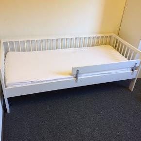 Junior seng - kun brugt til 1 barn.