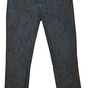 Smarte jeans fra Jensen i str 46, benlængde 70 cm, livvidde 50 cm, livhøjde 28 cm, buksen er brugt få gange. Buksen er   sortmeleret og