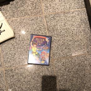 Peter pan dvd Ikke original