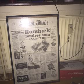 Matador avis:  komme med  et meget SERIØS BUD. Den indeholder4 sider.
