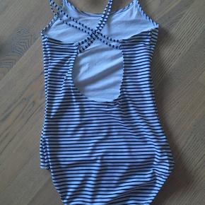 Brugt 3-4 x Dsv købt for lille  Stribet blå/hvid