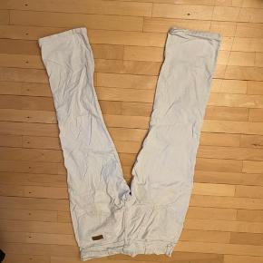 Hvide fløjls Wrangler bukser. Ca str 36w x 32l #30dayssellout