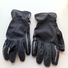 """Helt som nye. Dejlig """"tynde"""" men varme handsker"""