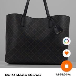 SØGER - Malene Birger taske  By Malene Birger