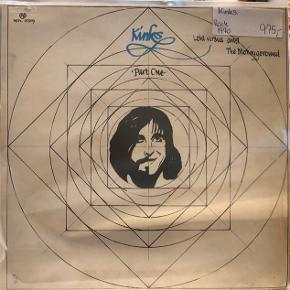 Samleobjekt.  Kinks lp fra 1970. I super stand! Lola versus    and The Moneyground. Part One