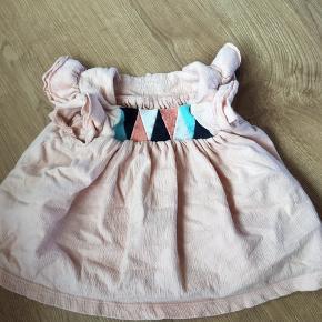 Sødeste tunika / kjole i rosa med boheme mønster