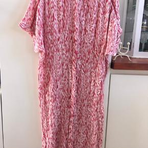 Vero Moda kjole - rød/hvid 120 kr