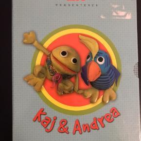 Virker fint 👍🏻  Kaj og Andrea dvd boks