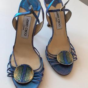 Varetype: Heels Farve: Blå