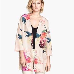 Str. 36. Fed kimono. Kom med et bud