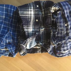 Prisen er samlet for alle 3 skjorter