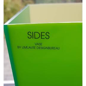 "Skøn ""vase"" pynte dims fra Umlaute Designbureau. Måler 30x16cm"