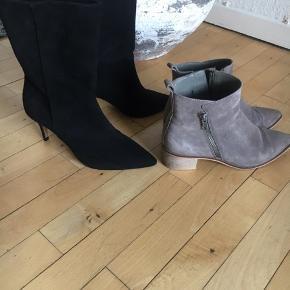 Cool sorte støvler mp 700 nye og nypris 1500