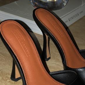 Udsolgte sko fra ASOS design i skind.