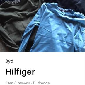 Hilfiger tøj til drenge