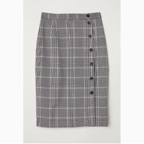 Ternet moderne nederdel fra h&m