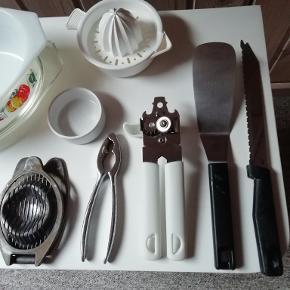 Køkkenudstyr