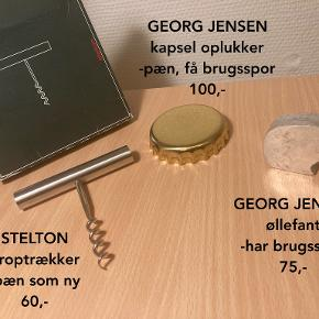Georg Jensen anden indretning