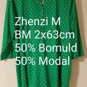 Ny bluse fra Zhenzi   STR.M 46/48  Kun 130+38 I fragt med DAO