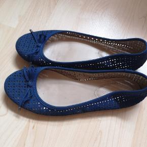 Nickels ballerina sko i STR 40