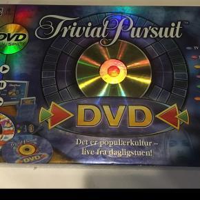 Trivial Pursuit, komplet med alle dele.