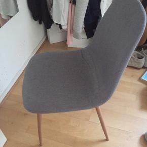 JONSTRUP spisebordsstol/skrivebordsstol - pæn brugt stand, dog lidt pletter på sædet  Nypris 299,-