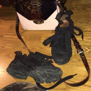 Ganni smukke harriet sneaker, som en danse sko, så god og sund at gå i og så smuk