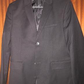 Sort habit jakke, brugt en gang.